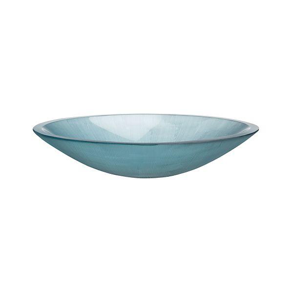Ibiza Glass Soap Dish