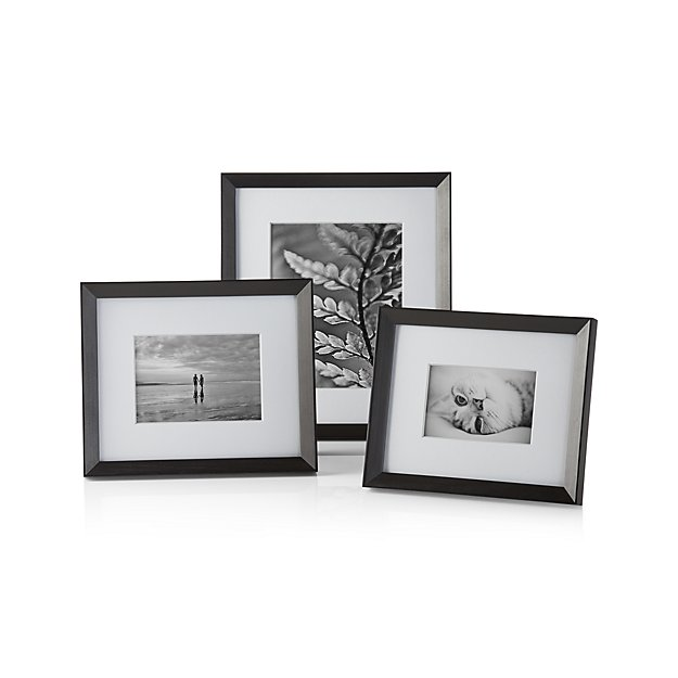 2b997253730 Icon Black Picture Frame