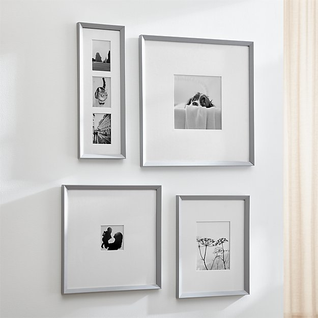 Icon Grey Wall Frames - Image 1 of 8