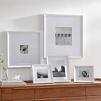 Icon White Frame Gallery, Set of 5