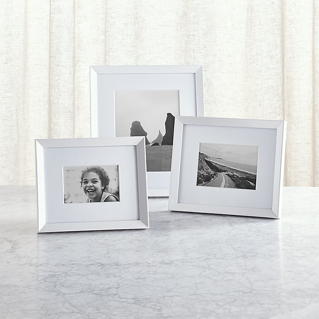 Icon White Picture Frames - Image 1 of 6