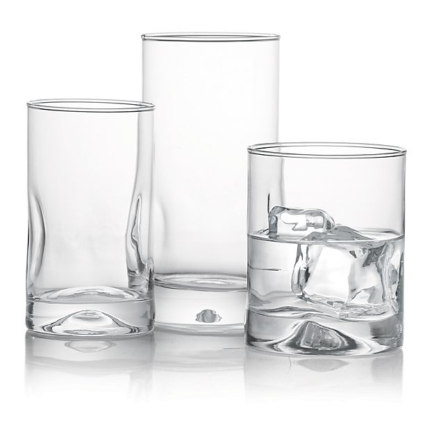 Impressions Juice Glass Reviews Crate And Barrel