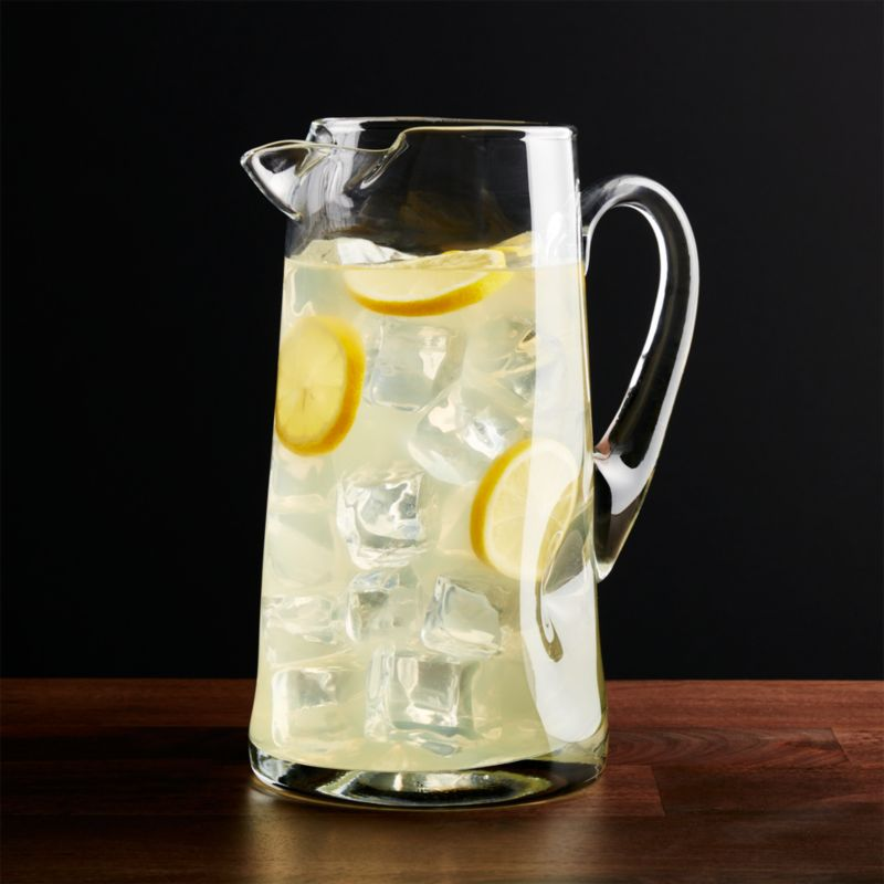 Impressions Drink Pitcher Reviews Crate And Barrel