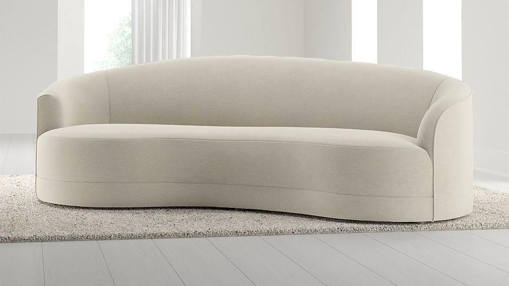 Infiniti Grande Curve Back Sofa - Image 1 of 6