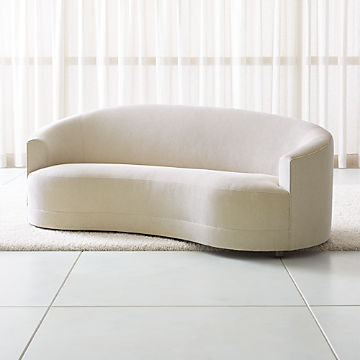 Phenomenal Sofas Couches And Loveseats Crate And Barrel Theyellowbook Wood Chair Design Ideas Theyellowbookinfo