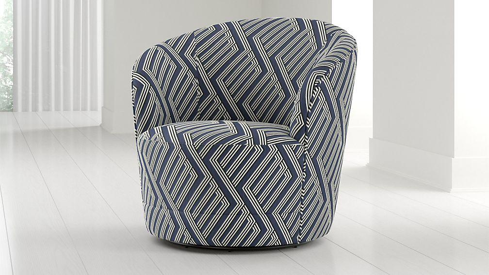 Infiniti Swivel Chair - Image 1 of 7