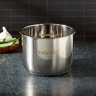Instant Pot 3-Qt. Stainless Steel Insert Pot