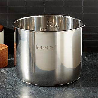 Instant Pot 8-Qt. Stainless Steel Insert Pot
