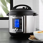 Instant Pot Ultra 6-Qt. Electric Pressure Cooker