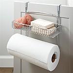 Interdesign Cabinet Paper Towel Holder