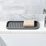 Interdesign Silicone Sink Tray
