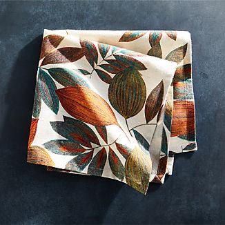 Isadora Botanical Napkin