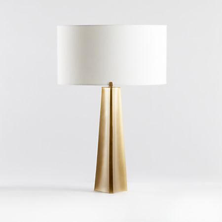 Isla Br Triangle Table Lamp