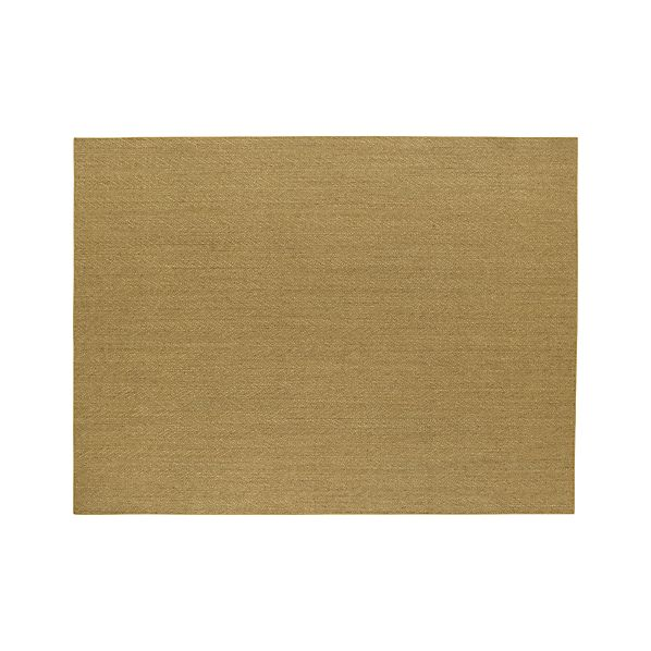 Island Chevron Honey 9'x12' Rug