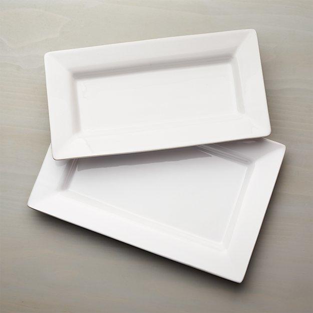 italian serving platters crate and barrel