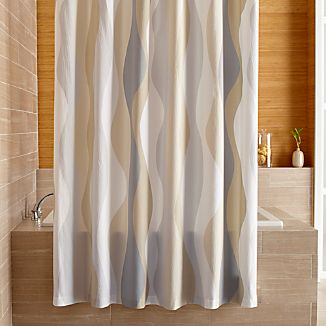 shower duck click natural fabric curtains p htm cotton curtain
