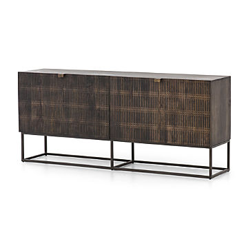 Magnificent Tv Stands Media Consoles Cabinets Crate And Barrel Short Links Chair Design For Home Short Linksinfo