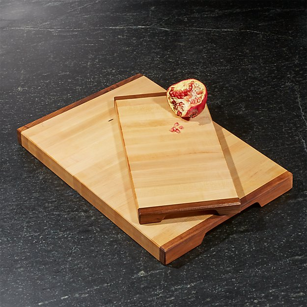 J.K. Adams Equinox Wood Cutting Boards
