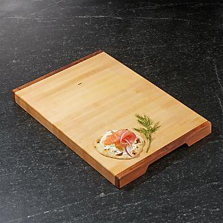"""J.K. Adams 20""""x14"""" Equinox Wood Cutting Board"""