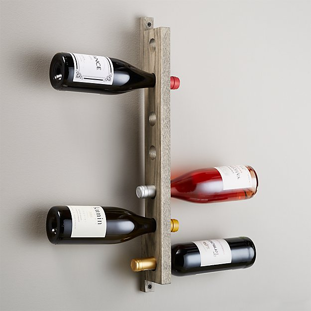 Jk Adams Driftwood Wood Wine Tree Reviews Crate And Barrel
