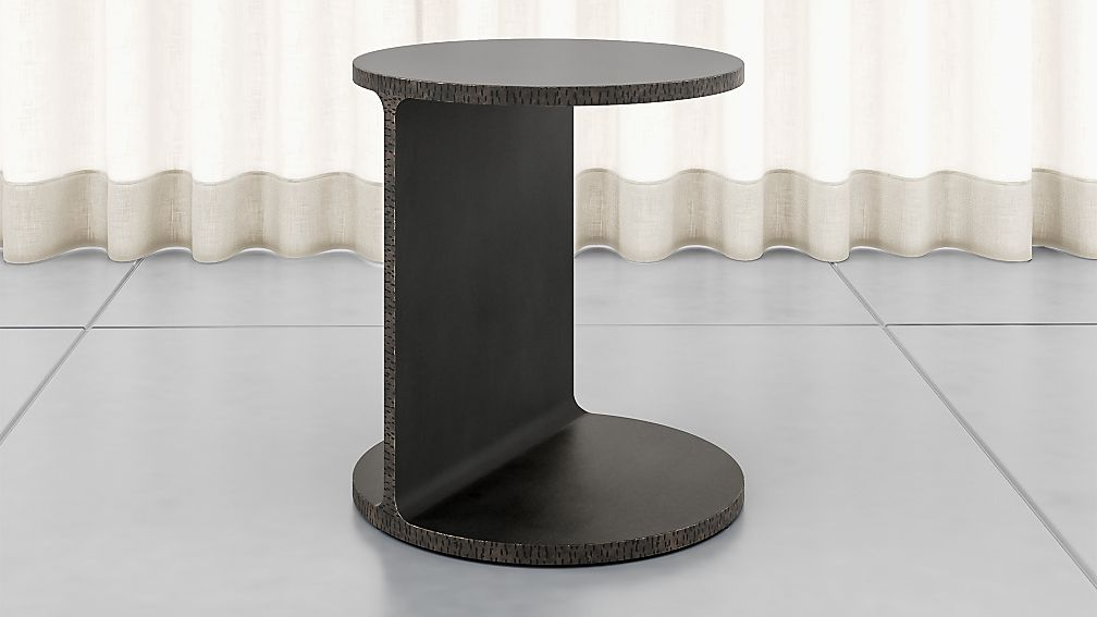 Jackie Iron End Table - Image 1 of 5
