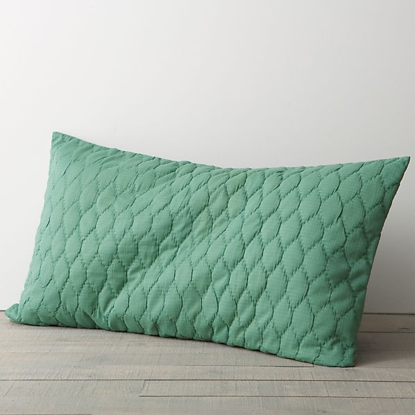 Jade King Pillow Sham