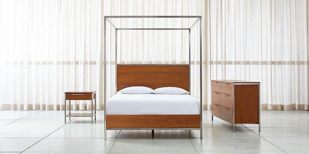Bedroom Sets Crate and Barrel