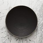Jars Tourron Black Dinner Plate