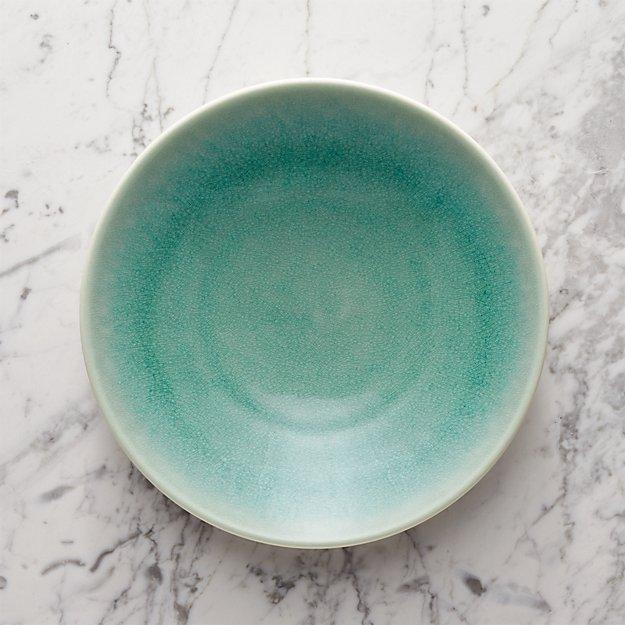 Jars Tourron Aqua Dinner Plate - Image 1 of 5