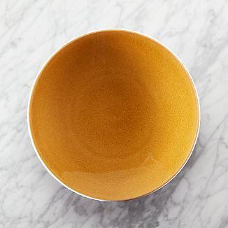 Jars Tourron Amber Dinner Plate