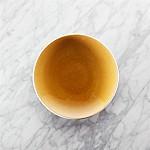 Jars Tourron Amber Salad Plate