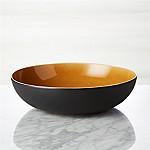 Jars Tourron Amber Serving Bowl