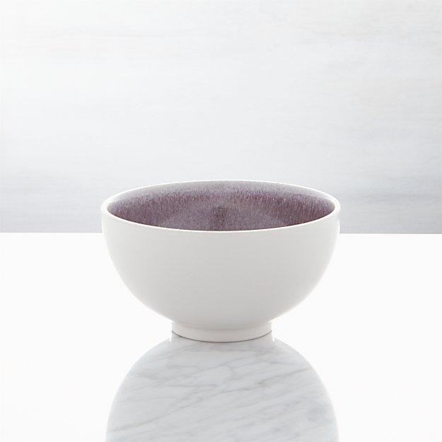 Jars Tourron Purple Bowl