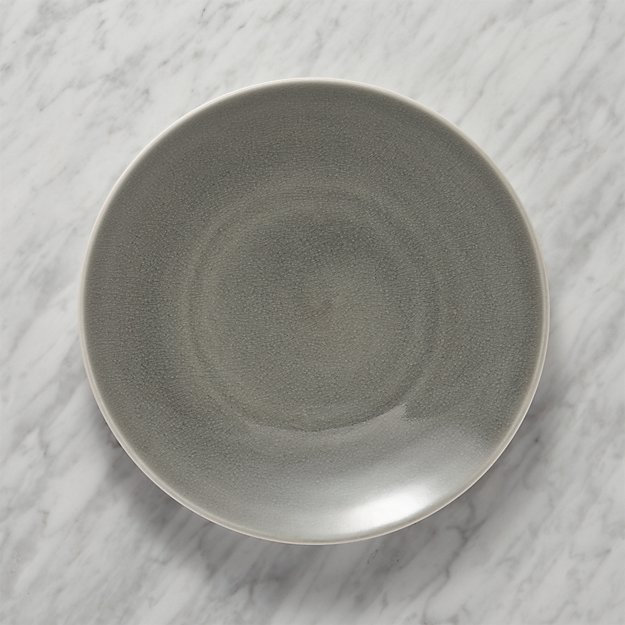 Jars Tourron Dinner Grey Plate - Image 1 of 5