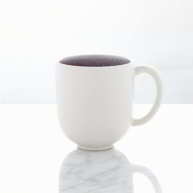 Jars Tourron Purple Mug