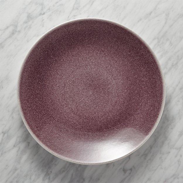 Jars Tourron Purple Platter - Image 1 of 2