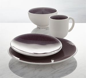 Jars Tourron Purple 4-Piece Place Setting