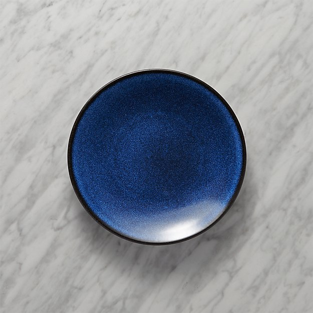 Jars Tourron Blue Salad Plate - Image 1 of 3