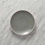 Jars Tourron Grey Salad Plate