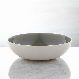 Jars Tourron Grey Serving Bowl