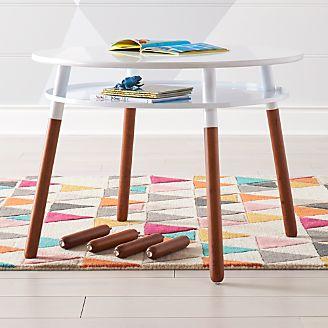 Jasper Modern Kids Table Complete Set
