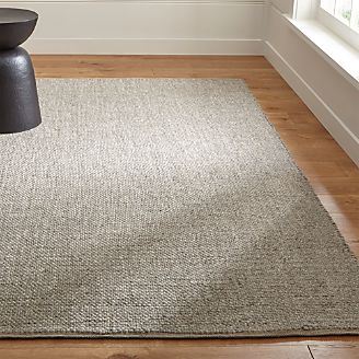 Solid Rugs Crate And Barrel