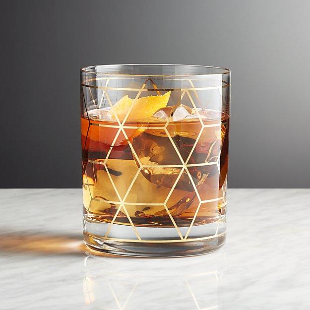 Jaxson Double Old-Fashioned Glass - Image 1 of 9