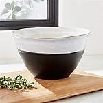 Jaymes Large Glazed Ceramic Bowl