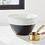 Jaymes Medium Glazed Ceramic Bowl