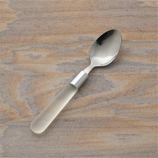 Jelli Clear Spoon