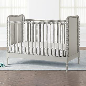 baby cribs bassinets for nurseries crate and barrel. Black Bedroom Furniture Sets. Home Design Ideas