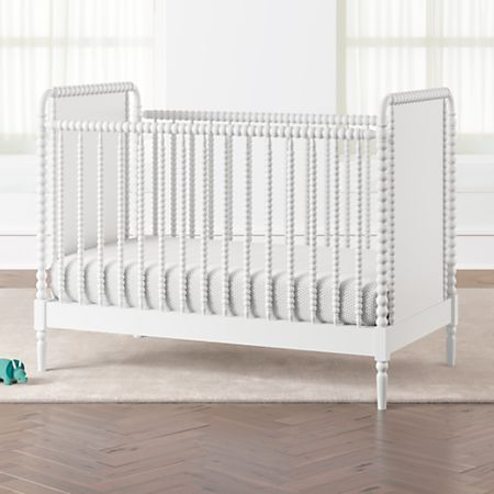 White Jenny Lind Crib Reviews Crate