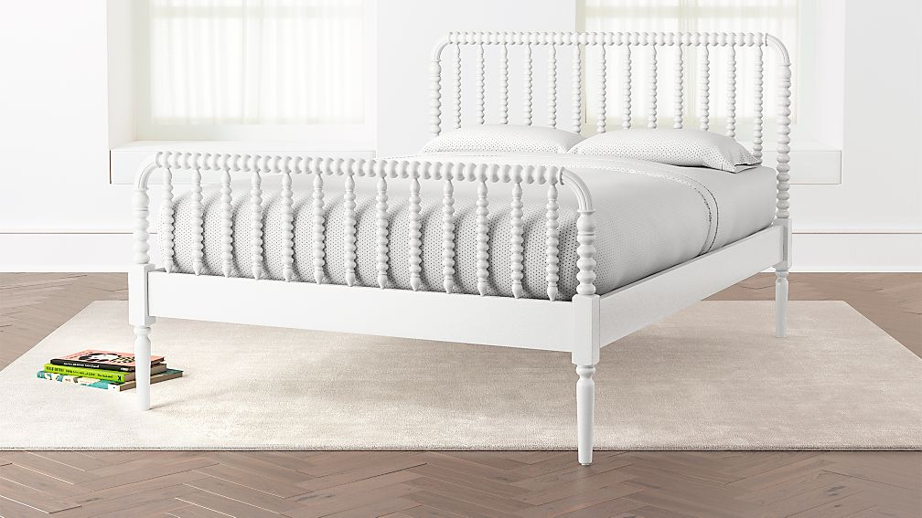 Jenny Lind White Full Bed Reviews