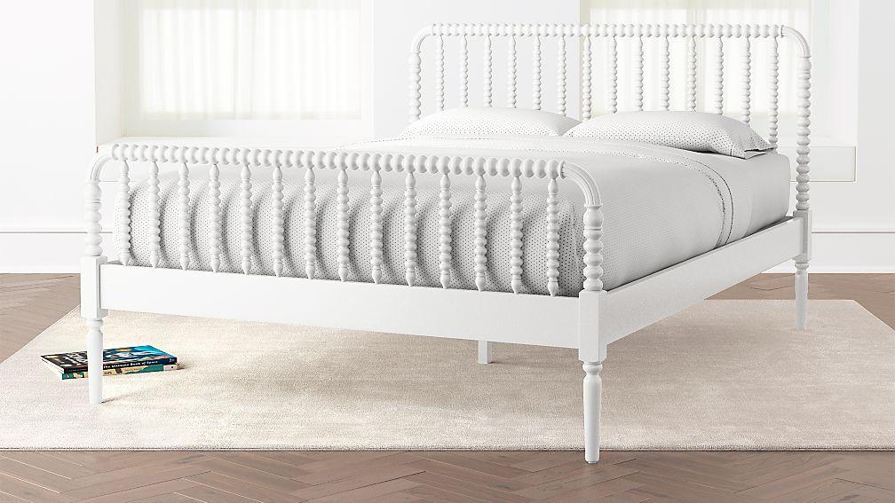 Grey Queen Bed Frame